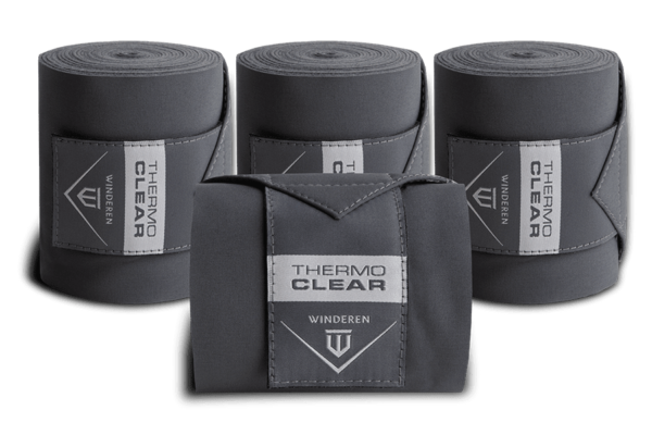 Thermo Clear stalbandages Grey