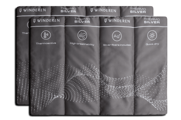 Thermo Silver onderbandages