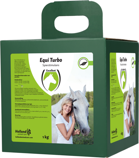 Equi Turbo Muscle Stimulans 1KG