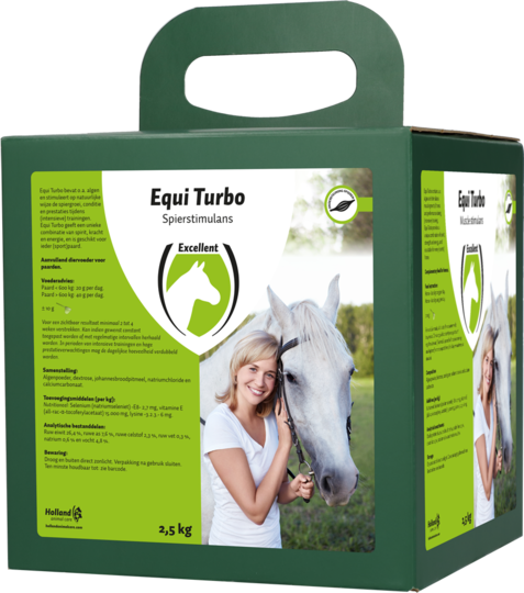 Equi Turbo Muscle Stimulans 2,5KG