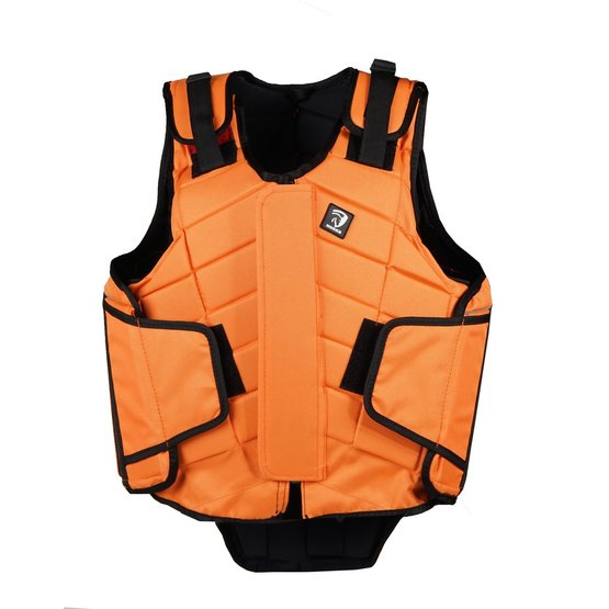 Flexplus bodyprotector junior oranje
