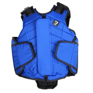 Flexplus bodyprotector junior royal blue