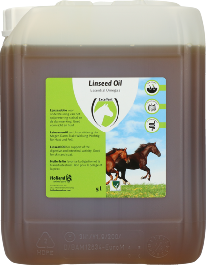 Linseed Oil (Lijnzaadolie) 5l