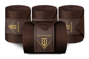 Thermo Clear trainingsbandage Brown